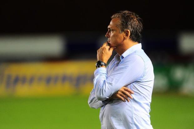 Luiz Carlos Winck confirma sondagens para deixar o comando do Caxias Porthus Junior/Agencia RBS