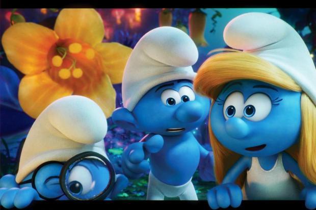 """Agenda: """"Os Smurfs e a Vila Perdida"""" tem exibição gratuita nesta quarta, em Caxias Sony Pictures Animation/Divulgação"""