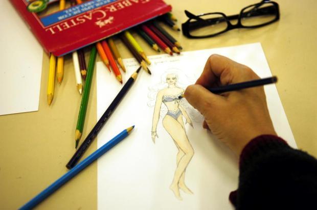 Agenda: Quadrinista e ilustrador Luan Zuchi ministra curso de desenho a partir de março, em Flores da Cunha Miro de Souza/Agencia RBS