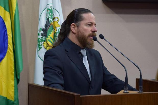 """""""Precisamos da ajuda dos nobres pares"""", pede vereador da base do governoDaniel Guerra Vitória Bordin/Divulgação"""