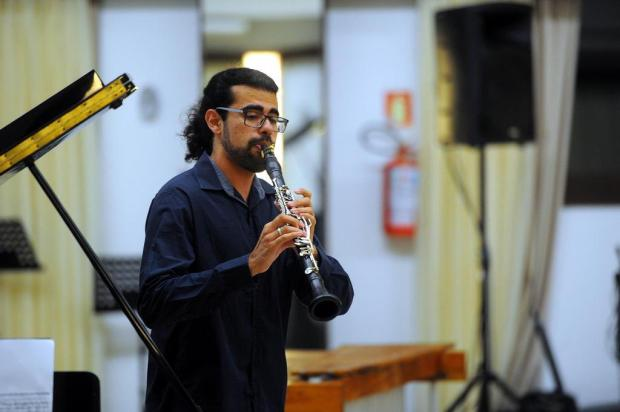 Jovens talentos à prova no Gramado in Concert Felipe Nyland/Agencia RBS