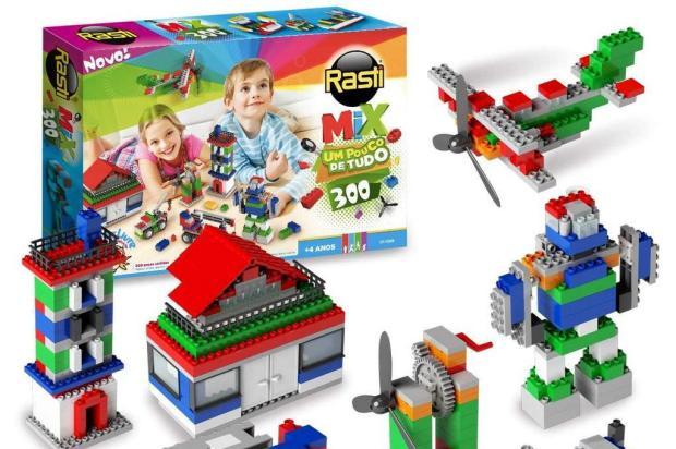 Brinquedos Rasti voltam ao mercado brasileiro Rasti no Brasil/reprodução