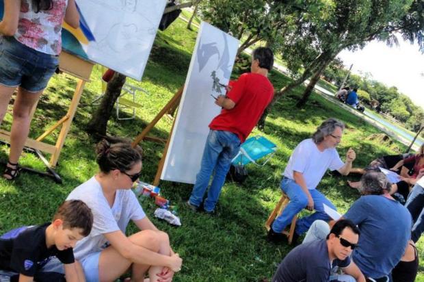 Atelier Livre ocorre neste sábado, em Caxias Mona Carvalho/Divulgação