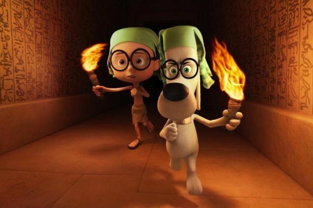 """Agenda: UCS Cinema tem sessão gratuita do filme """" As Aventuras de Peabody e Sherman"""" nesta sexta Dreamworks Animation/Divulgação"""