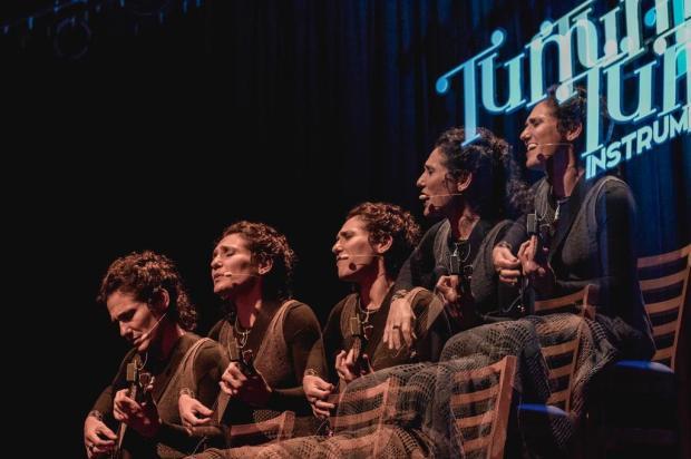 3por4: Iniciativa caxiense Tum Tum Instrumental concorre a prêmio nacional Jéssica Drew/Divulgação