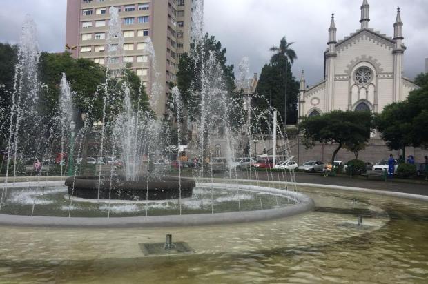 Prefeitura de Caxias lança consulta online a respeito de três praças da área central André Fiedler/Agência RBS