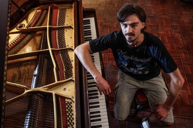 """Agenda: Espetáculo """"Pink Floyd ao Piano"""" será apresentado em Caxias e Bento Gonçalves Daniel Castellano/Divulgação"""