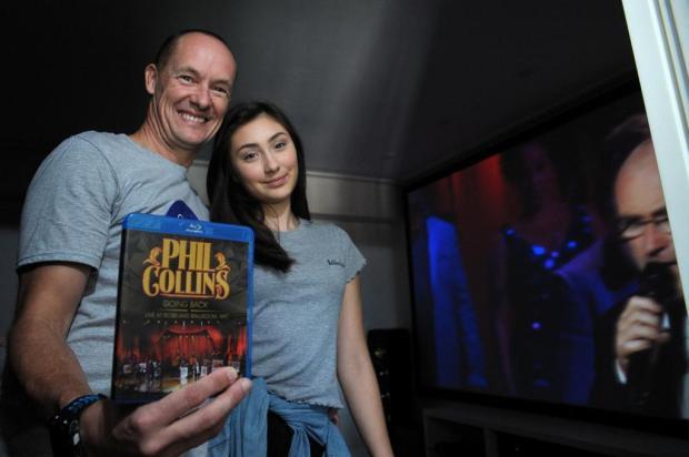 Astro britânico Phil Collins faz show terça, em Porto Alegre Marcelo Casagrande/Agencia RBS