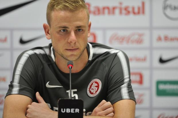 Juventude reclama que Inter ainda não quitou dívida por compra do zagueiro Klaus Mateus Bruxel/Agencia RBS