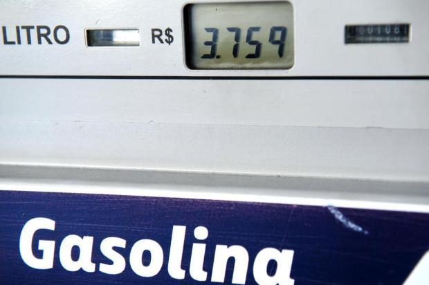 Postos que baixaram preço da gasolina em Caxias pagaram mais caro do que venderam, aponta ANP Diogo Sallaberry/Agencia RBS