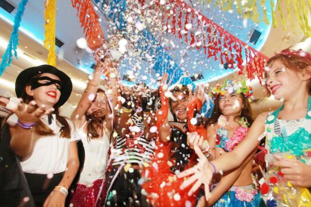 Agenda: Baile de Carnaval Infantil ocorre no próximo sábado, em Caxias Dani Barcellos/Divulgação,GNU