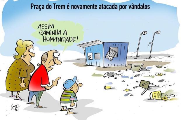 Iotti: a insegurança em Caxias (2) Iotti/Iotti