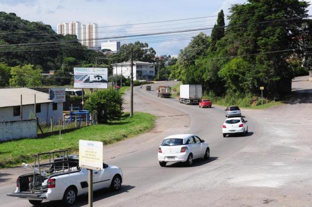Trecho da BR-116 recebe obras de restauração em Caxias do Sul Roni Rigon/Agencia RBS