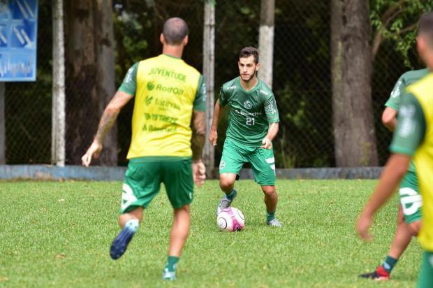 Grupo do Juventude retoma os treinamentos, ainda sem o técnico Julinho Camargo Arthur Dallegrave/Juventude,Divulgação