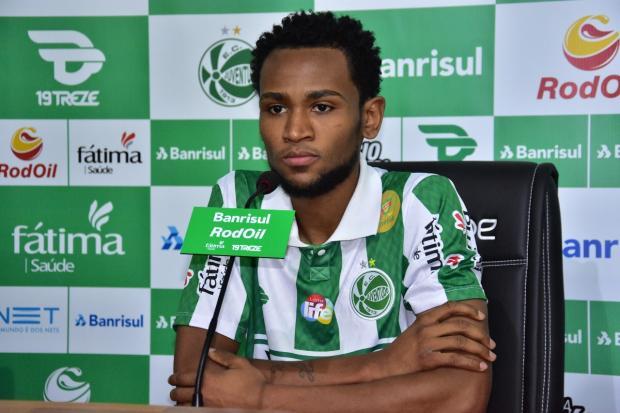 Choco se diz à disposição do Juventude para o jogo de domingo Renan Silveira / Pioneiro/Pioneiro