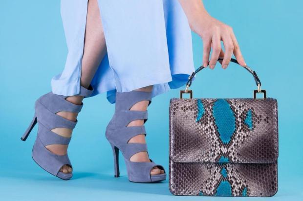3por4: Grife caxiense de bolsas e calçados B.Bag lança coleção Inverno 2018 Alesi Ditadi/Divulgação