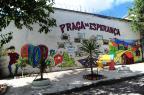 Praça no Euzébio Beltrão de Queiróz, em Caxias, será inaugurada neste domingo (Porthus Junior/Agencia RBS)