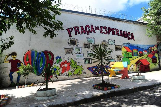 Praça no Euzébio Beltrão de Queiróz, em Caxias, será inaugurada neste domingo Porthus Junior/Agencia RBS