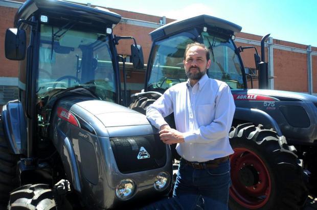 Vendas de máquinas agrícolas em alta na Serra Felipe Nyland/Agencia RBS