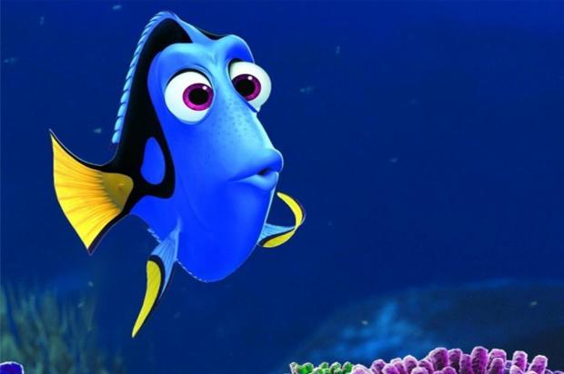 """Agenda: """"Procurando Dory"""" tem sessão gratuita nesta sexta, em Caxias Pixar/Reprodução"""