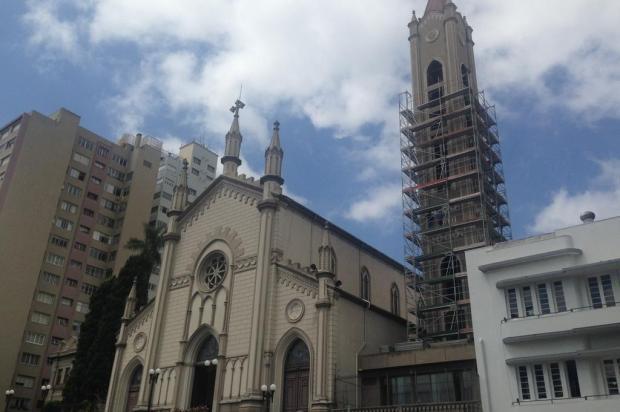 Catedral Diocesana de Caxias vai receber nova pintura externa André Fiedler/Divulgação