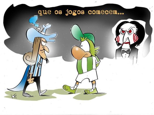 Iotti: Grêmio x Juventude /