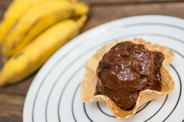 Verão ainda não foi embora: vamos aprender a fazer sorvete de cacau com banana Omar Freitas / agência RBS/agência RBS