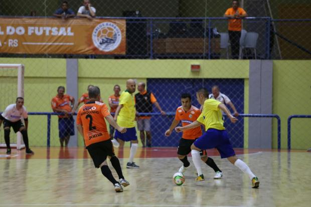 Celebração, saudade e gols marcam evento da Capital Nacional do Futsal, casa da ACBF Ulisses Castro / ACBF, Divulgação/ACBF, Divulgação