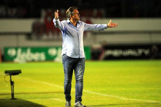 Caxias perde por 1 a 0 para o Avenida e desperdiça oportunidade de voltar à liderança Felipe Nyland/Agencia RBS