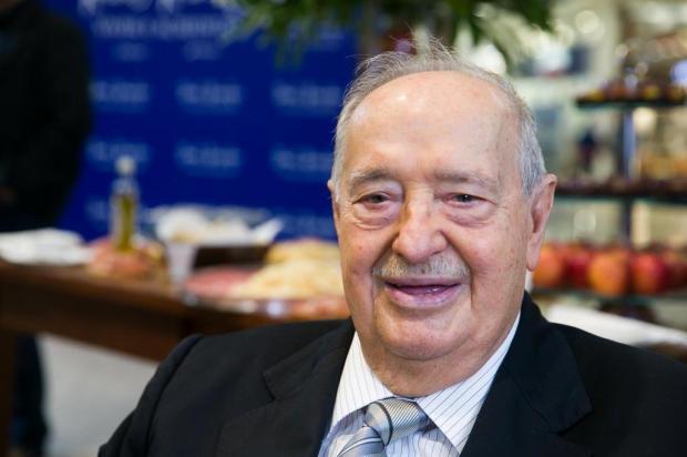 Morre Raul Randon, fundador das Empresas Randon Andréa Graiz/Agencia RBS