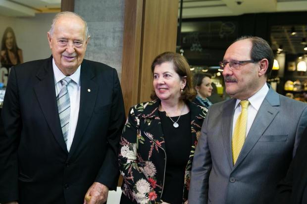 Governador José Ivo Sartori lamenta morte de Raul Randon Andréa Graiz/Agencia RBS