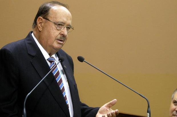 """""""Raul Randon levou o nome de Caxias para o mundo"""", diz o prefeito de Caxias do Sul, Daniel Guerra Juan Barbosa/Agencia RBS"""