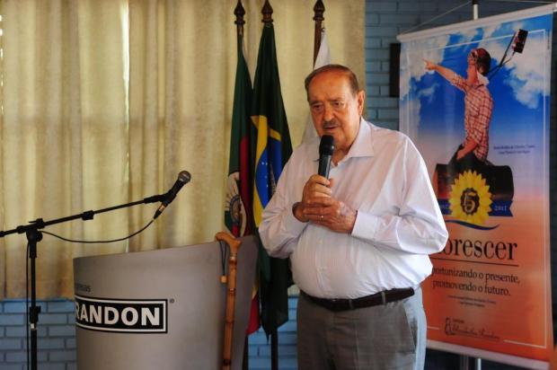 Gratidão, Raul Anselmo Randon! Roni Rigon/Agencia RBS