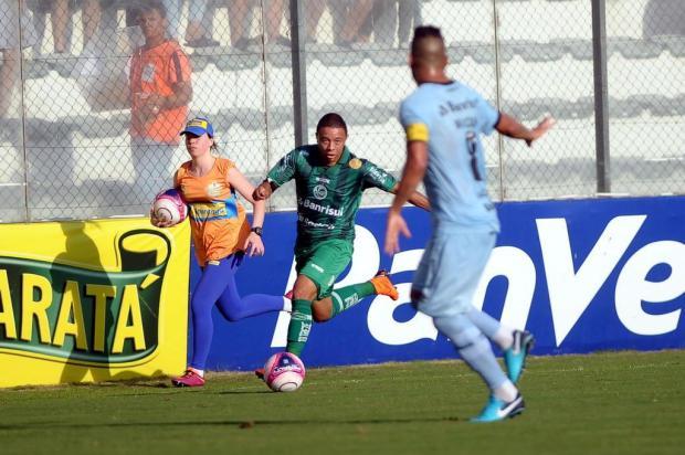 Com erros no segundo tempo, Juventude perde por 2 a 0 para o Grêmio no Jaconi Marcelo Casagrande/Agencia RBS