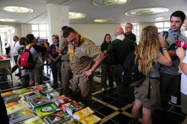 Em congresso em Caxias do Sul, escoteiros de todo o Estado participam de oficinas e capacitações Roni Rigon/Agencia RBS