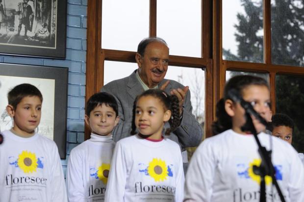 Instituto criado por Raul Randon formou mais de 500 jovens pobres de Caxias Felipe Nyland/Agencia RBS