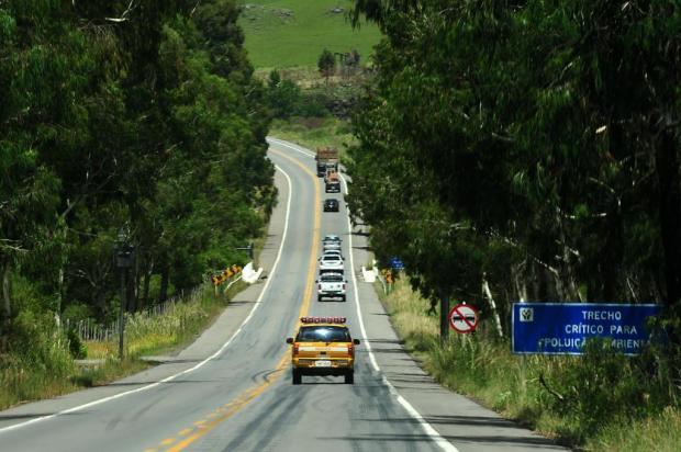 Policiais rodoviários que monitoravam a Rota do Sol durante a Operação Verão deixam batalhão Diogo Sallaberry/Agencia RBS