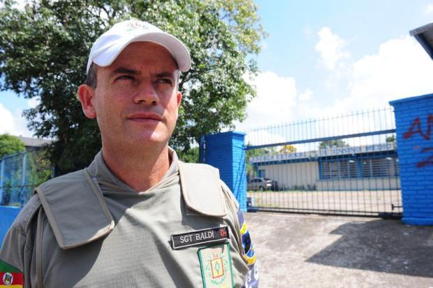 Retorno de policiais aposentados leva segurança para escolas de Caxias do Sul Roni Rigon/Agencia RBS