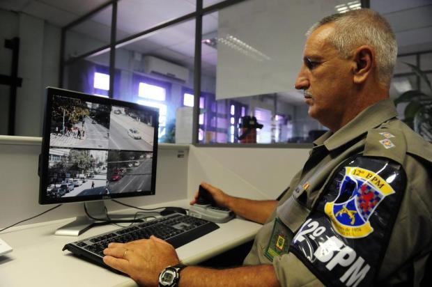 Reservistas podem tornar efetivo o monitoramento por câmeras em Caxias do Sul Roni Rigon/Agencia RBS