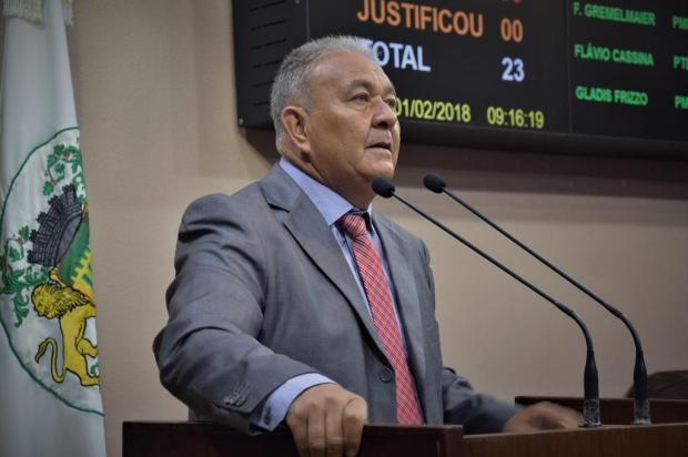Por orientação do PCdoB, vereador Renato Oliveira votará contra o impeachment Alessandra Perez/Divulgação