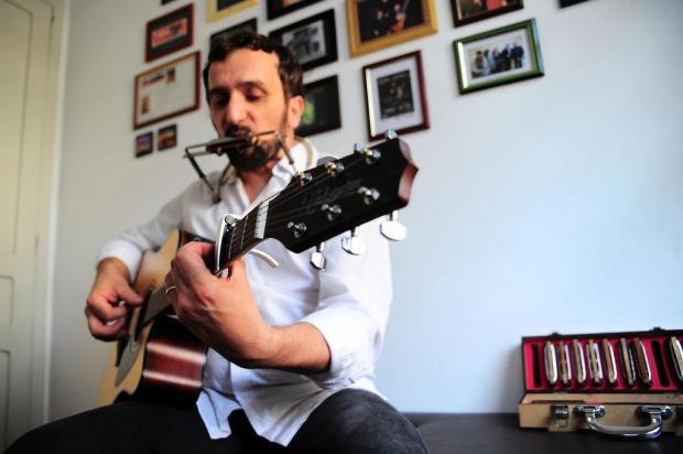 3por4: Músico caxiense Ricardo Biga lança clipe nesta quinta Marcelo Casagrande/Agencia RBS