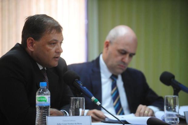 Declarações do chefe de Gabinete da prefeitura de Caxias deixam vice-prefeito zangado Roni Rigon/Agencia RBS