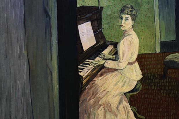 """Agenda: """"Com Amor, Van Gogh"""" estreia nesta quinta,em Caxias Loving Vincent Sp.z.o.o. & Loving Vincent Ltd/Divulgação"""