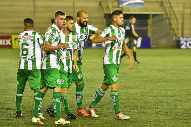 Julinho Camargo comemora vitória do Juventude e enaltece trabalho do time Arthur Dallegrave/Juventude,Divulgação