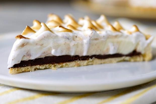 Prove essa deliciosa torta de limão com chocolate Tastemade / Divulgação/Divulgação