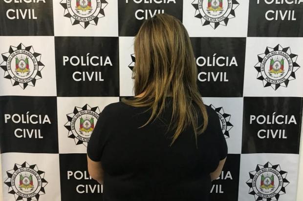 Polícia Civil captura investigada que ostentava dinheiro do tráfico de drogas em Caxias do Sul Polícia Civil/Divulgação