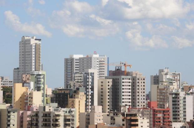 Caxias do Sul abriga 120 mil moradias, entre apartamentos e casas Roni Rigon/Agencia RBS