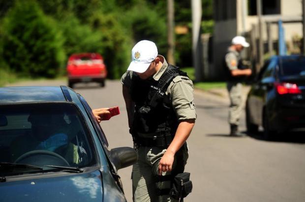 """Parceria entre policiais e comunidade é """"segredo"""" de Canela para reduzir assaltos Diogo Sallaberry/Agencia RBS"""