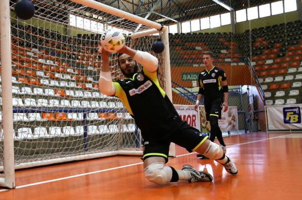 ACBF entra na reta final de preparação para a Liga Nacional de Futsal Ulisses Castro/ACBF,Divulgação