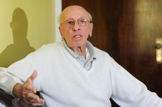 Aos 87 anos, morre Vitor Berticelli da Silva, ex-dirigente da dupla Ca-Ju Diogo Sallaberry/Agencia RBS